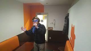 田中星児さんの名曲『ビューティフルサンデー』を青い仮面で歌ってみま...