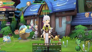Light Of Thel - Android Mmorpg Gameplay
