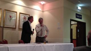 Willie McFaul On The Sale Of Peter Beardsley at Black And White Reunion 31st May 2012