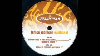 (1997) Janice Robinson - Earthbeat [David Morales Classic Earth RMX]