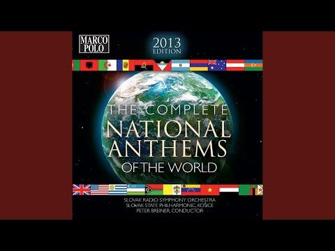 """Austria [Osterreichische Bundeshymne] (Austrian Federal Hymn) , """"Land of mountains…""""] (Olympic..."""