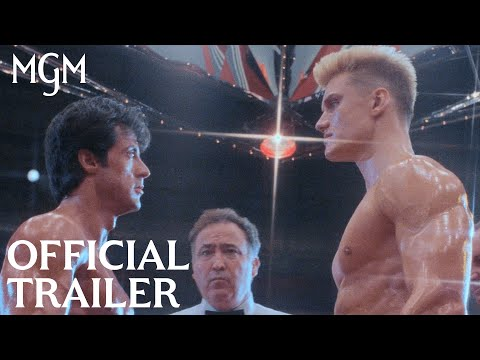 Rocky IV: Rocky vs. Drago   The Ultimate Director's Cut   Official Trailer   MGM Studios