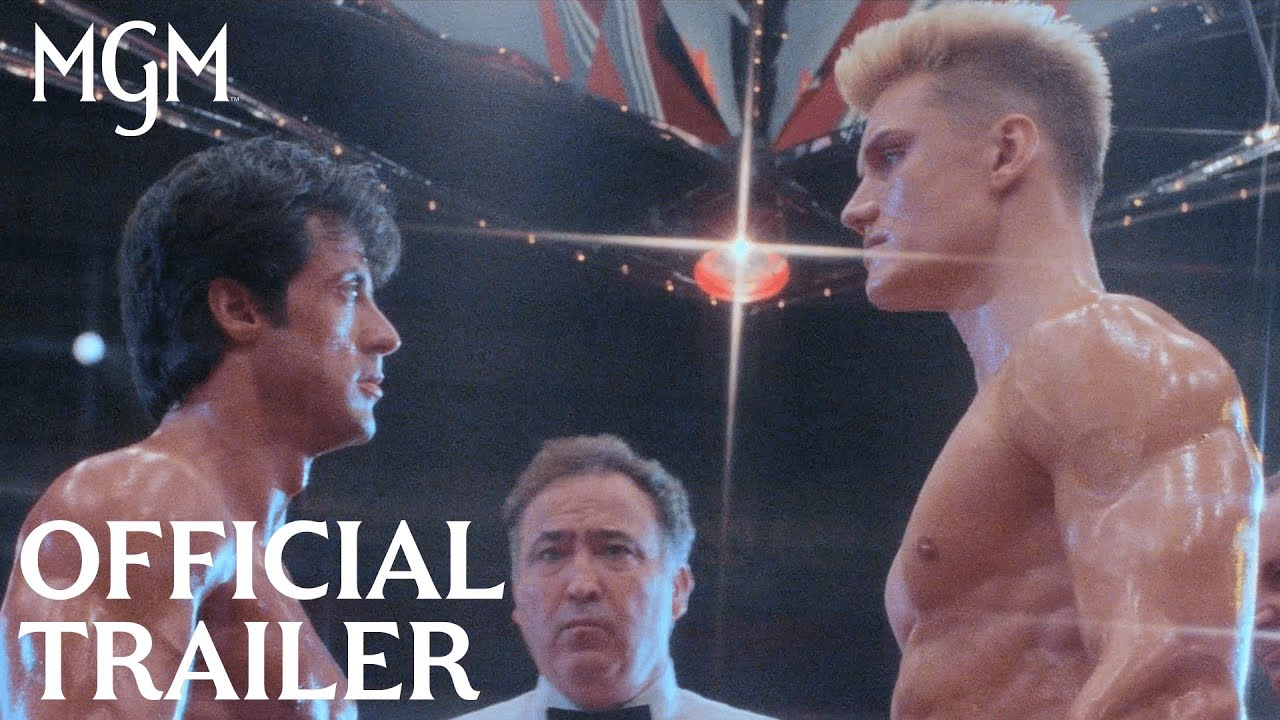 Download Rocky IV: Rocky vs. Drago | The Ultimate Director's Cut | Official Trailer | MGM Studios