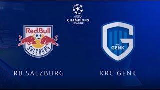 Gambar cover Salzburg - Genk 17/09/19 - UEFA Champions League 2019/20