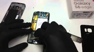 Galaxy S6 edge charging port repair/replacement