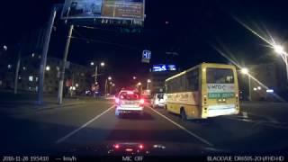 Пример ночного видео с корейского регистратора BlackVue DR650S-2CH(, 2017-01-10T11:20:29.000Z)