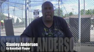 In the Cage With Stanley Anderson