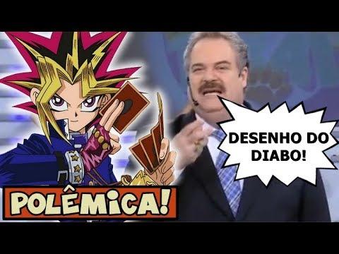 3 ANIMES que foram BANIDOS da TV aberta brasileira 🚫 😡