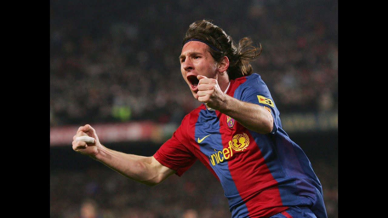 Messi, 2007