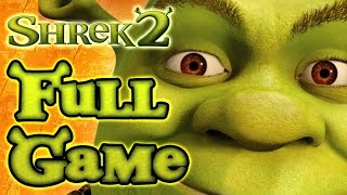 Shrek 2 Walkthrough FULL GAME Longplay (PS2, Gamecube, XBOX)