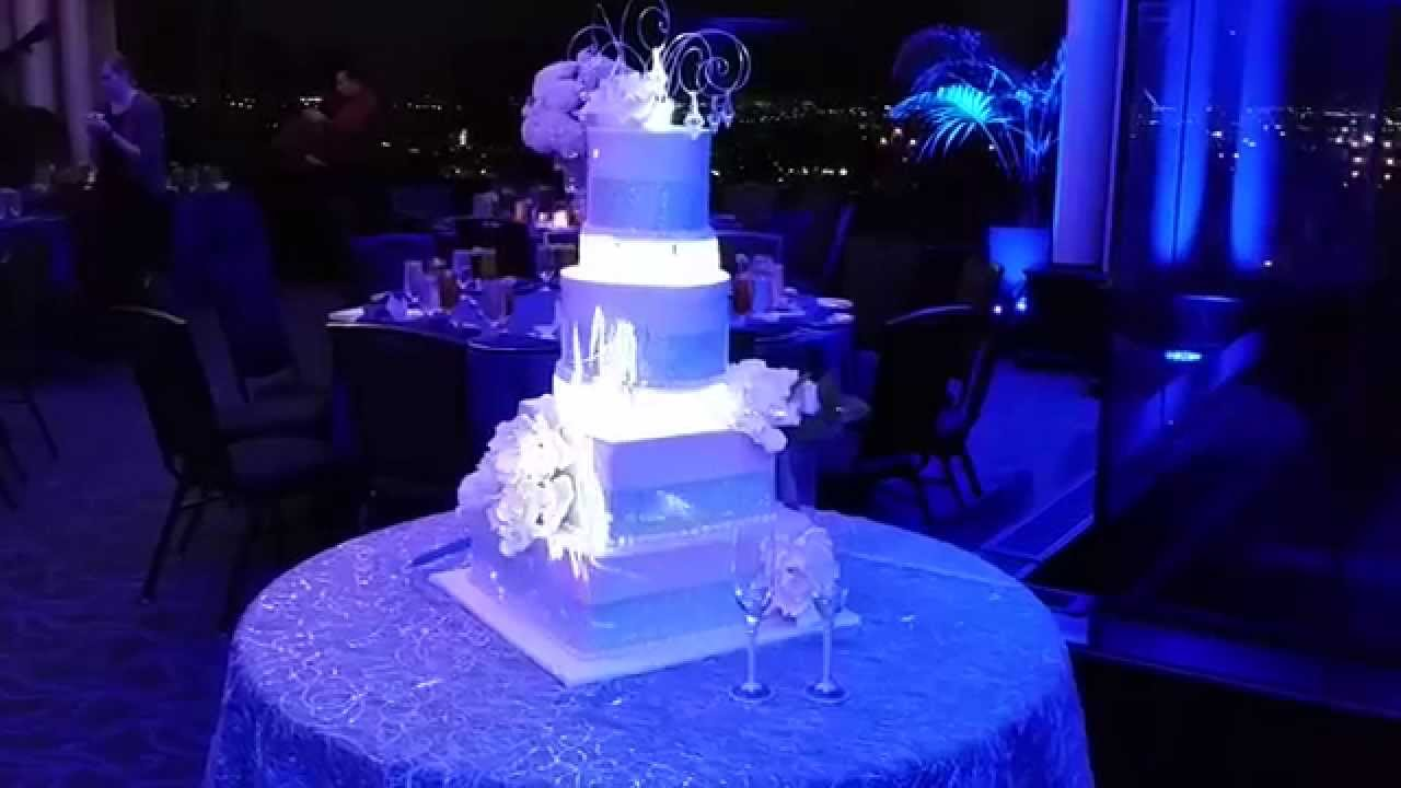 dallas wedding uplighting breakout pattern and cake projection mapping youtube. Black Bedroom Furniture Sets. Home Design Ideas