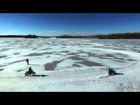 2016 Wisconsin Ice racing kick off