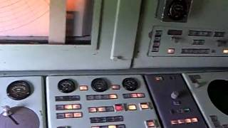 Close look at a Nike Hercules Integrated Fire Control (IFC). Battery site SF-88 #7