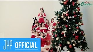TWICE(트와이스) 3rd Mini Album CHRISTMAS EDITION Behind Film