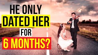 Should A Man Marry A Woman After Dating Her For 6 Months? (Kevin Samuels in Studio)