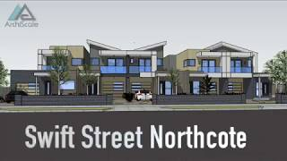 Proposed 5X Multi Unit Development @  SWIFT STREET NORTHCOTE