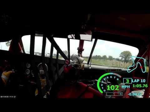 SCCA Hoosier Super Tour Hallet GT2 onboard