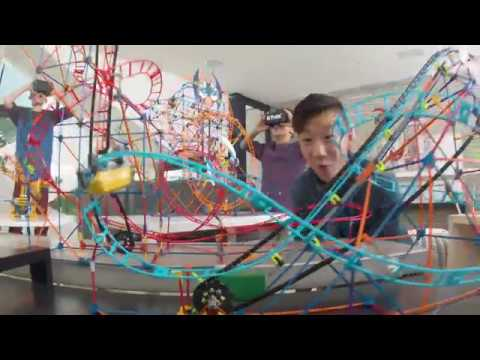 K'Nex Panther Attack Roller Coaster Building Set | Toys R Us Canada