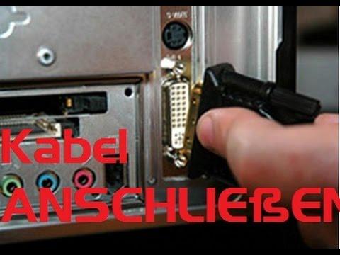 Super Kabel am Computer Anschliessen |Kebtech - YouTube LS15