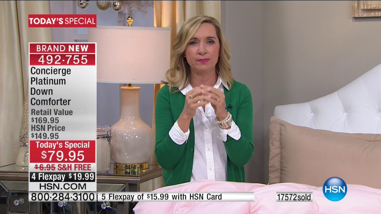 Download HSN | Bedding Clearance up to 60% Off 12.23.2016 - 11 PM