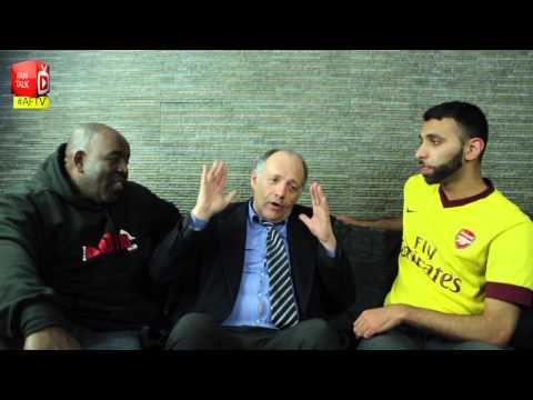Claude Explains The Meltdown At Stoke & Gives His View On Wenger Abuse Video