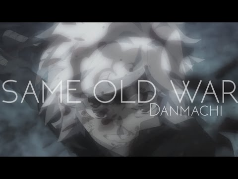 DanMachi [AMV] - Same Old War ♫