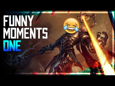 FUNNY MOMENTS LEAGUE OF LEGENDS AMAZING 3 SECOND ACE!!