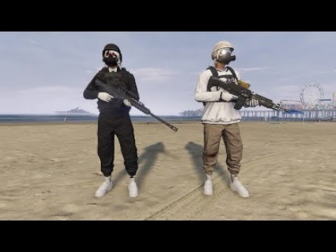 GTA Online | The Evolution Of Tryhards