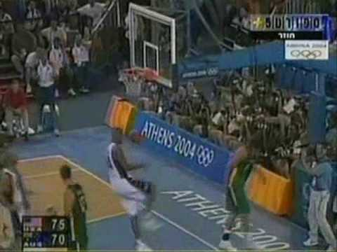 Team USA Basketball Pre Olympics & Athens 2004 Mix Highlights