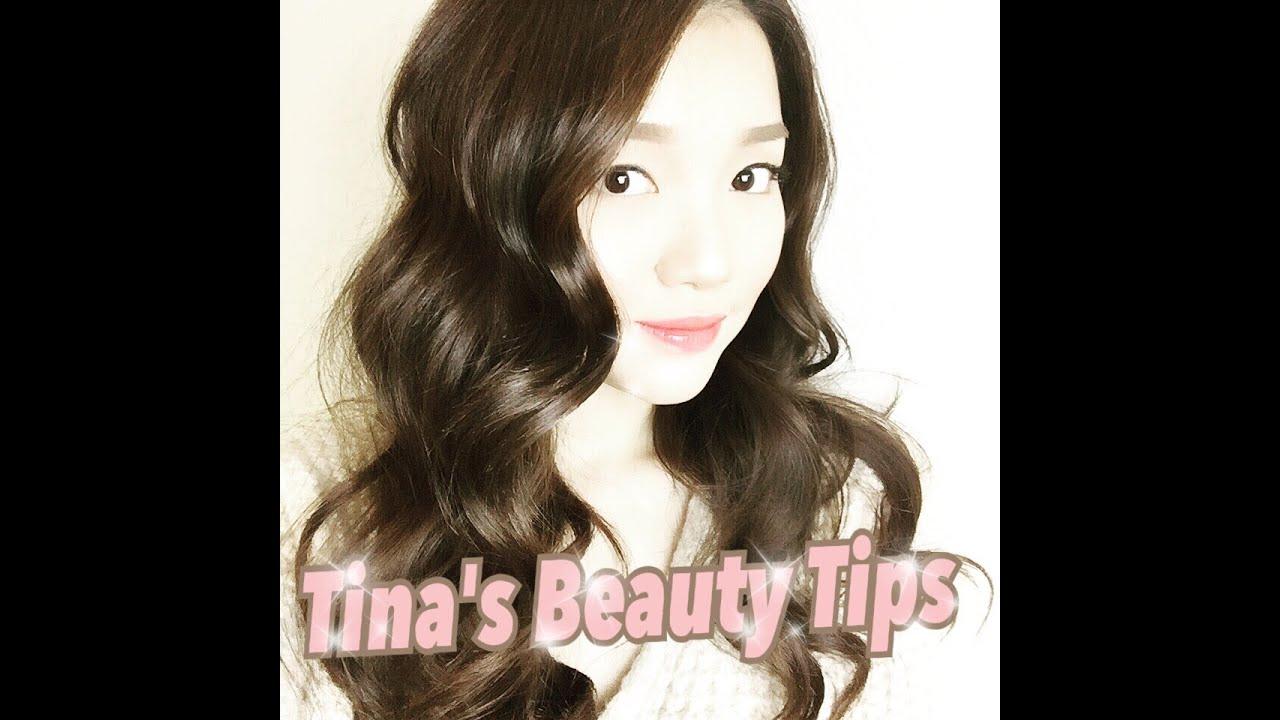 T 243 C Uốn Gợn S 243 Ng Natural Wavy Hair Curl Tutorials Tina
