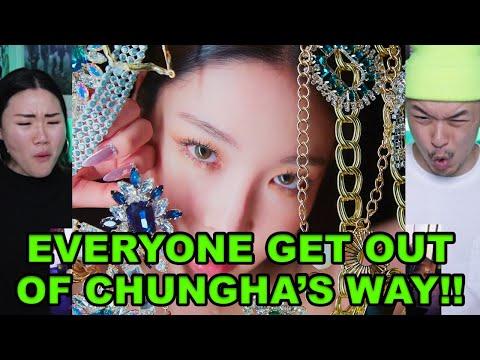 CHUNG HA 청하 'Bicycle' MV | REACTION!