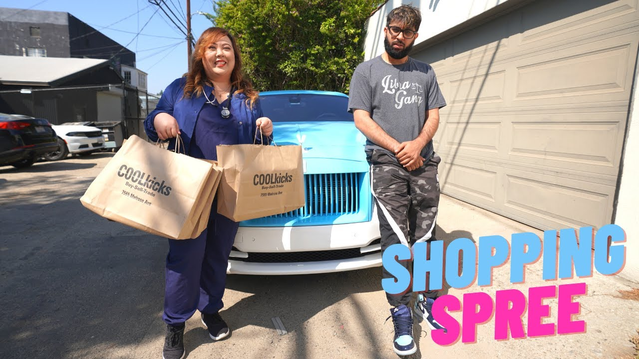 I Took a First Responder on a SHOPPING SPREE!! ***EMOTIONAL***