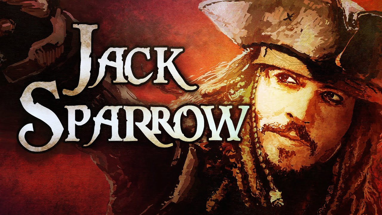 speed painting captain jack sparrow [full hd] - youtube