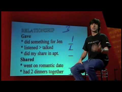 Demetri Martin Point System (Taken from if I parts 4 & 5)