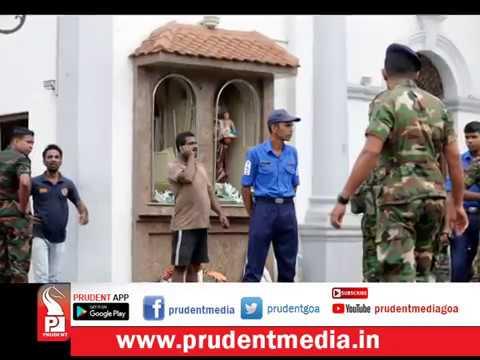 SECURITY AGENCIES ON ALERT IN GOA: CM SAWANT_Prudent Media Goa