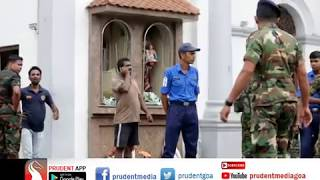 SECURITY AGENCIES ON ALERT IN GOA: CM SAWANT