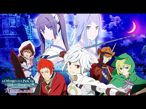 Arrow Of Orion Story | Danmachi Memoria Freese