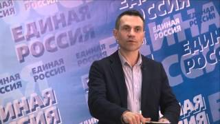 Смотреть видео Предварительное голосование: дебаты. Санкт-Петербург. 16.04.16 (17:00) онлайн