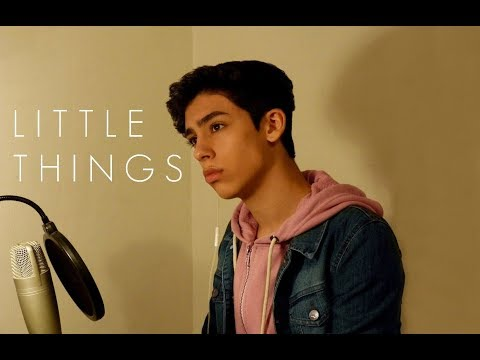 LITTLE THINGS - (Cover By Lautaro Uriel)