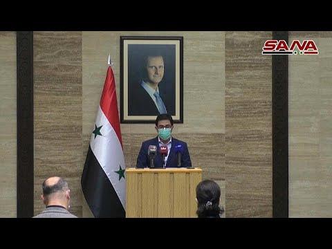 شاهد: دمشق تبدأ تطعيم الطواقم الطبية ضد كورونا بعد تلقيها 5 آلاف جرعة من -دولة صديقة-…  - نشر قبل 20 ساعة