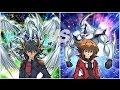 YUSEI FUDO vs JADEN YUKI   Accurate Anime Deck   Y