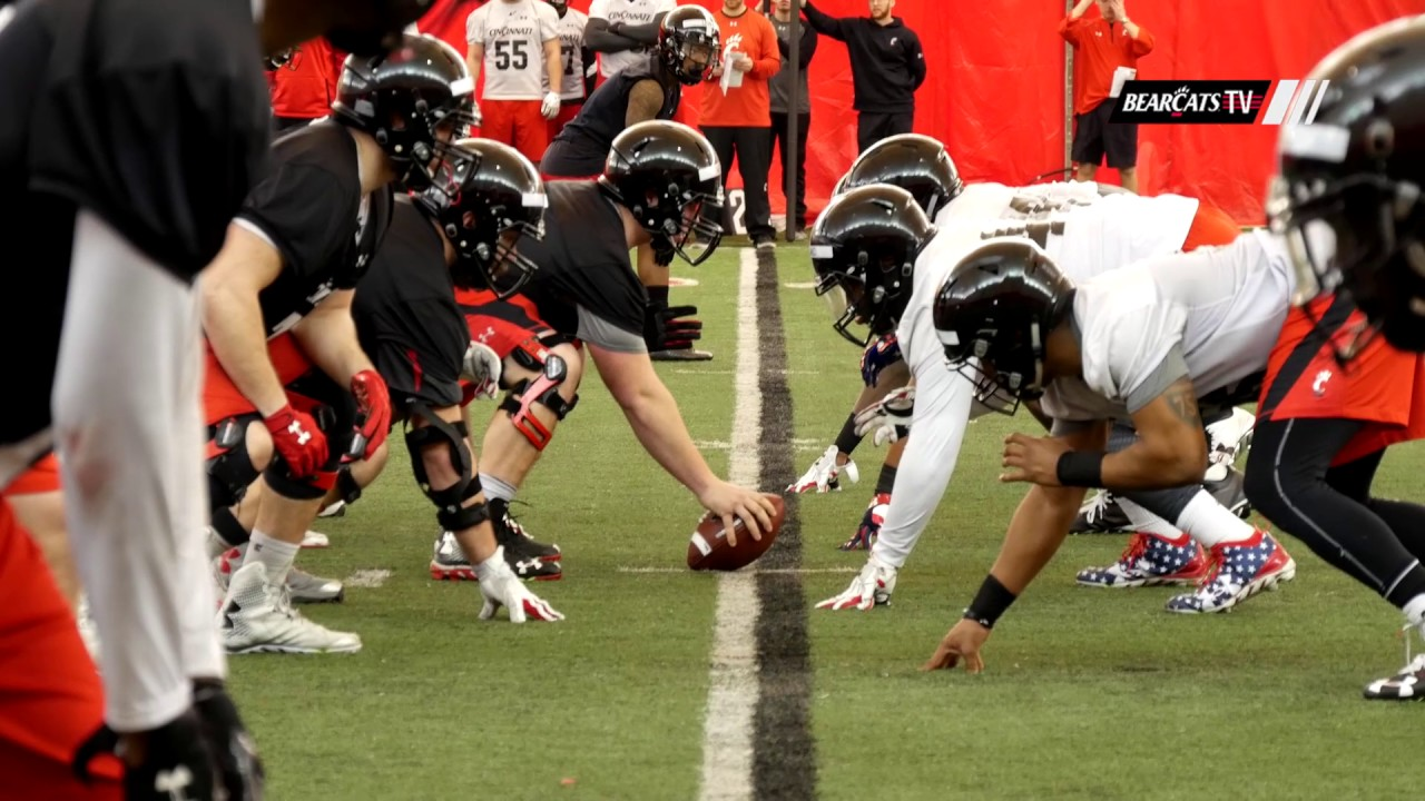 UC football set for spring game at Nippert   Sports ...