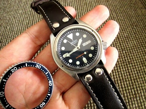 How to Remove Bezel from SEIKO SKX Watch - How to Fix Stuck Bezel