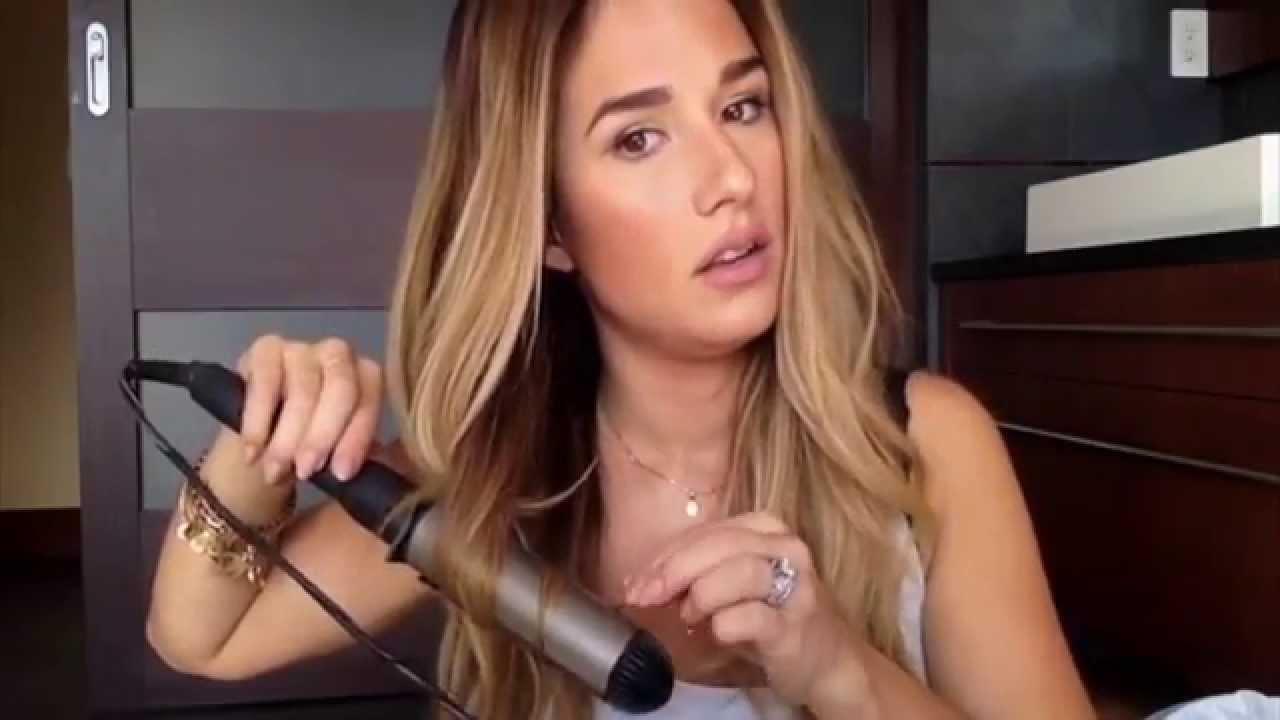 Jessie James Decker Kittenish Hair Tutorial Youtube