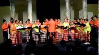 NONTON COKEK arr. Feri Dewobroto - The Singers Chamber Choir