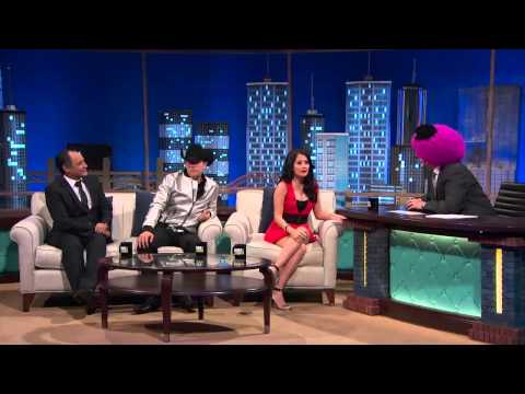 Silvana Arias en Noches con Platanito