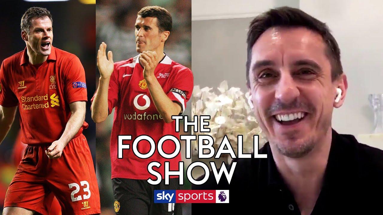Gary Neville picks his ULTIMATE Sky Sports punditry 5-a-side team ...