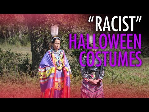 Canadian media: Halloween costumes are racist