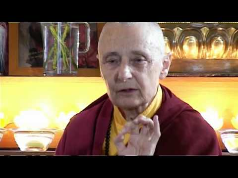 At the heart of life Vén. Jetsunma Tenzin Palmo (english version)