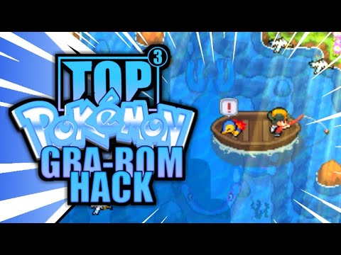 Top 3 Latest Pokemon Gba Rom Hack With Ds Graphic And New Story
